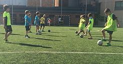 Tecnificación Futbol Sala